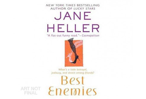 Best Enemies (Unabridged) (CD/Spoken Word) (Jane Heller) - image 1 of 1