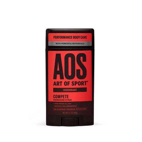 Art Of Sport Compete Men's Deodorant - 2.7oz - image 1 of 3