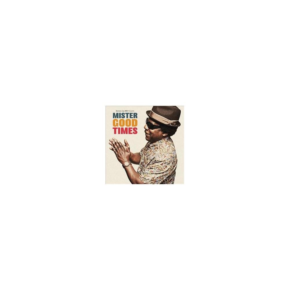 Norman Mbe Jay - Mister Good Times (Vinyl)