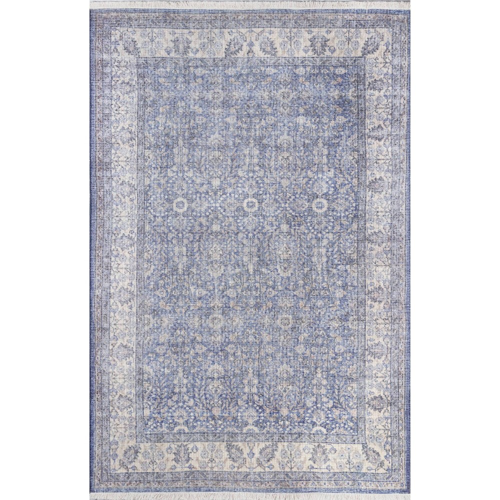 5 39 X8 39 Helena Area Rug Blue Momeni