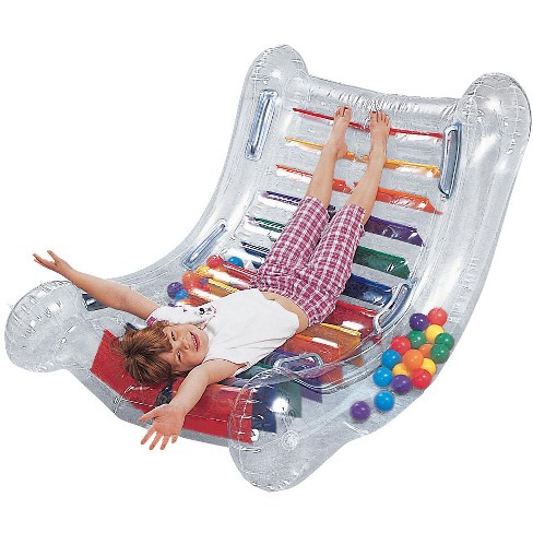 Abilitations Inflatable SensaRock with Balls, 53 x 40 Inches - image 1 of 3