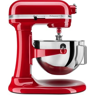 KitchenAid Professional 5qt Mixer - Red KV25G0X