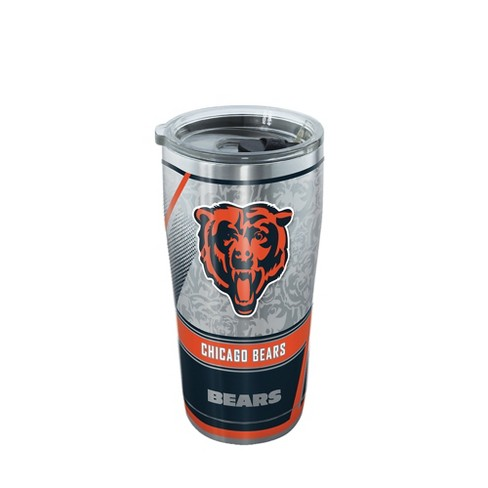 0e4a6aeedbb8f Chicago Bears 20oz Genuine Stainless Tumbler   Target