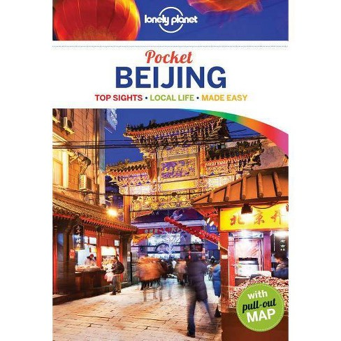Lonely Planet Pocket Beijing - (Travel Guide) 4 Edition by  David Eimer (Paperback) - image 1 of 1