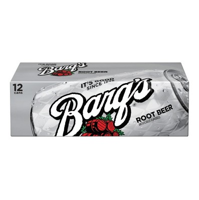 Barq's Root Beer - 12pk/12 fl oz Cans