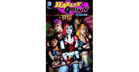 Harley Quinn 2 : Power Outage (Hardcover) (Amanda Conner) - image 1 of 1