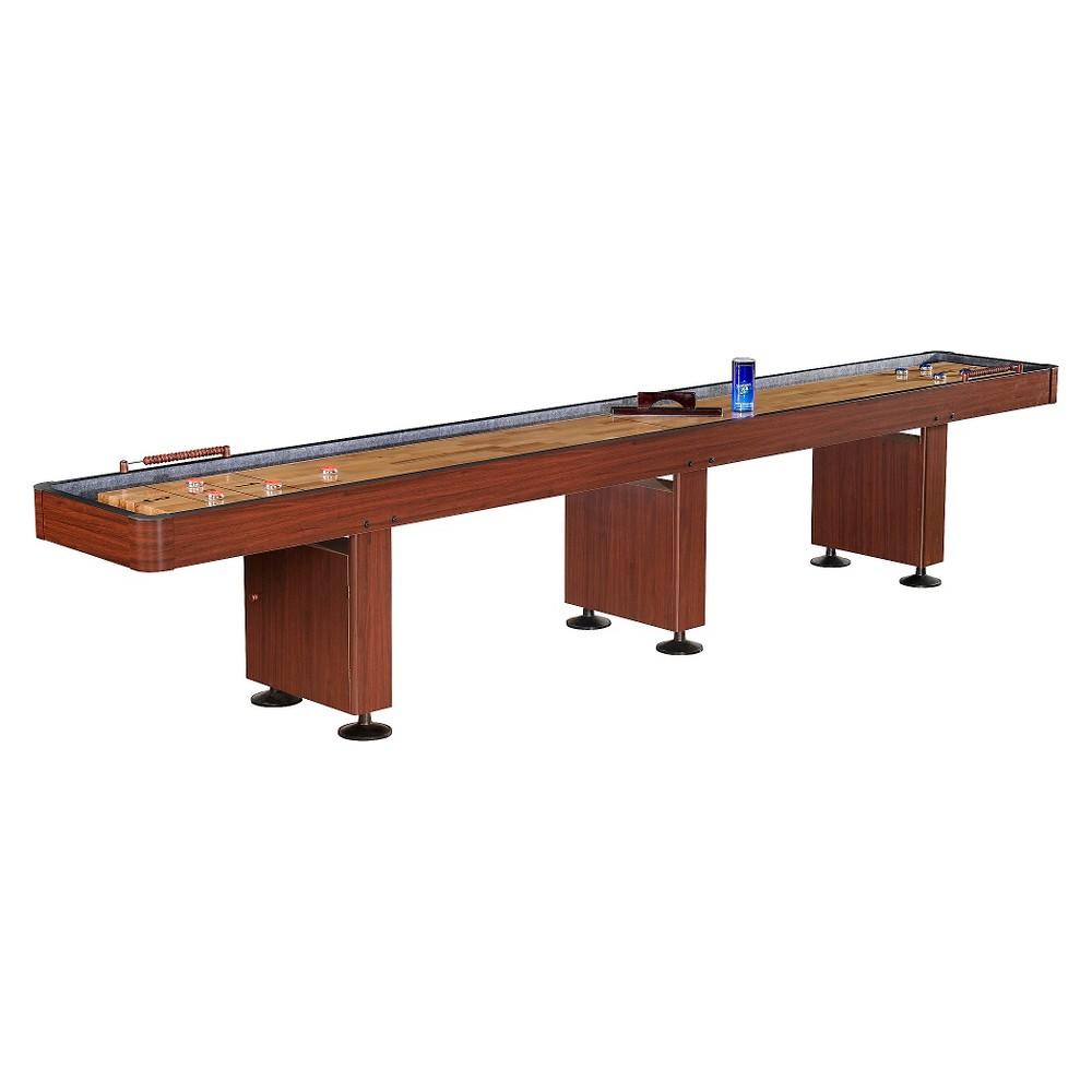 Hathaway Challenger Shuffleboard Table - 14'