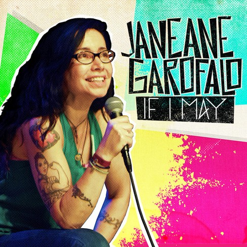 Janeane Garofalo - If I May (CD) - image 1 of 1