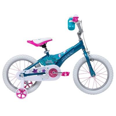 "Huffy Sweet Dreams 16"" Kids' Bike - Teal Blue"