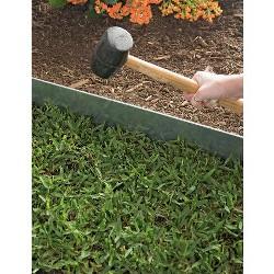 Gardener's Supply Company Galvanized Edging 4, Set of 4 - Gardener's Supply Company