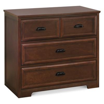 DaVinci Homestead 3-Drawer Dresser - Espresso