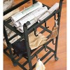 All-In-One Durable Wood Rack with Tools - Plow & Hearth - image 3 of 3