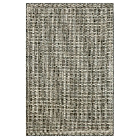 Terrace Texture Silver/Iv Rug - Liora Manne - image 1 of 1