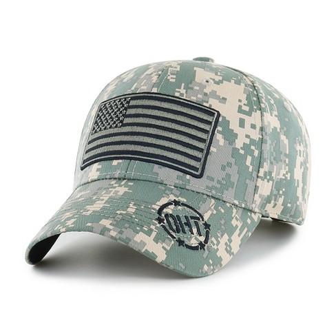 c7d6dd39fd3 U.S. Soccer Operation Hat Trick General Adjustable Cap Hat by Fan Favorite