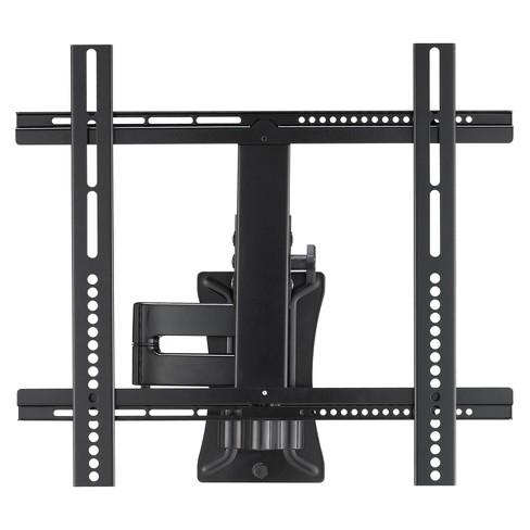 sanus accents full motion wall mount for 26 47 tvs amf112 b1 target. Black Bedroom Furniture Sets. Home Design Ideas