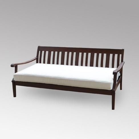 Sopra Wood Patio Daybed - Cambridge Casual - image 1 of 5