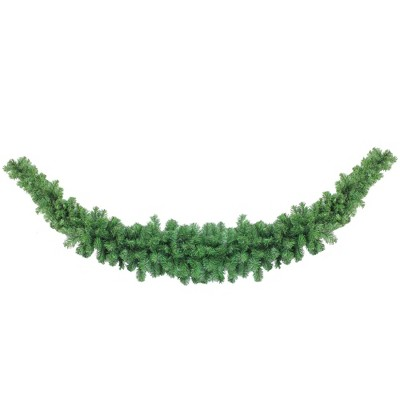 Northlight 7' Unlit Green Colorado Artificial Christmas Swag