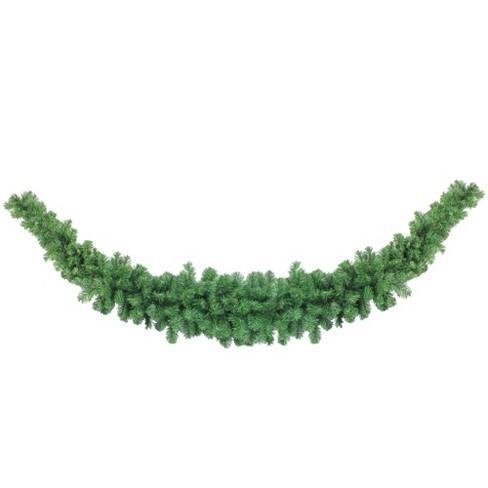 Northlight 7' Unlit Green Colorado Artificial Christmas Swag - image 1 of 3