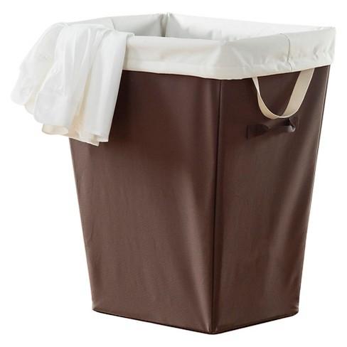 Neatfreak Hamper with Liftoff Bag Brown - Room Essentials™ - image 1 of 1