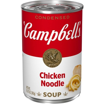 Campbell's Condensed Chicken Noodle Soup - 10.75oz