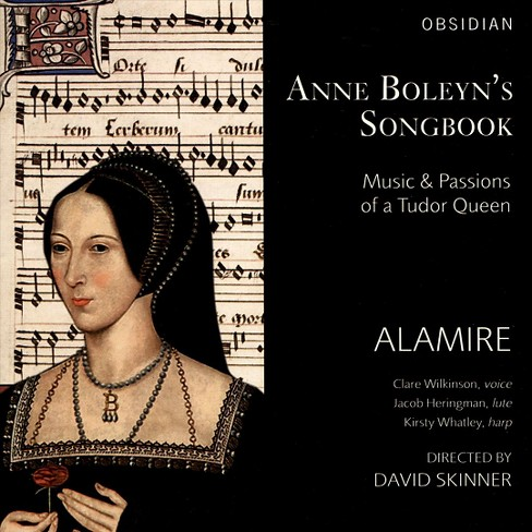Alamire - Anne boleyn's songbook:Music & passio (CD) - image 1 of 1