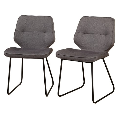 Kaden Dining Chair - Gray - Buylateral - image 1 of 4