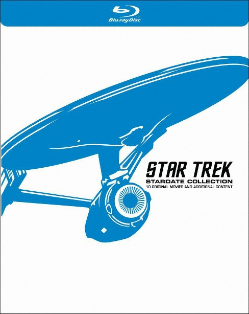 Star Trek:Stardate Collection (Blu-ray) - image 1 of 1