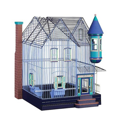 Prevue Pet Products Fetherstone Heights Victorian Bird Cage - Small - image 1 of 1