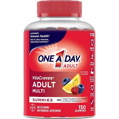 One A Day Adult Multi Gummies