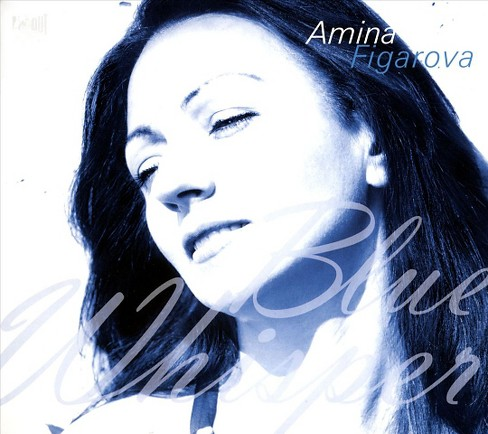 Amina figarova - Blue whisper (CD) - image 1 of 1