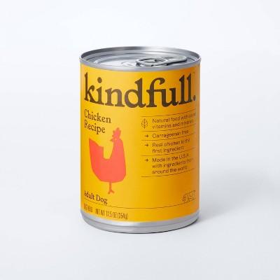 Wet Dog Food - 12.5oz - Kindfull™