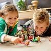 LEGO NINJAGO Legacy Tournament of Elements; Temple Building Set Featuring Ninja Minifigures 71735 - image 3 of 4
