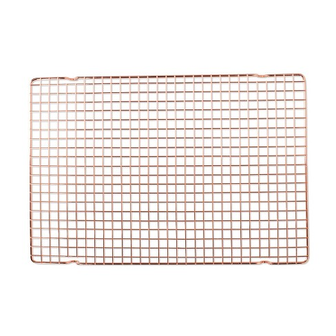 Nordic Ware Copper Plated Cooling Grid 1/2 Sheet - image 1 of 3