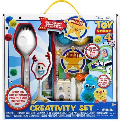 Disney Toy Story 4 Forky Creativity Set - image 1 of 6