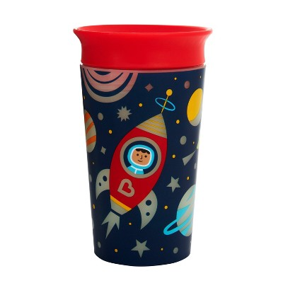 Munchkin Miracle 360 Glow in the Dark Sippy Cup Astronaut - 9oz