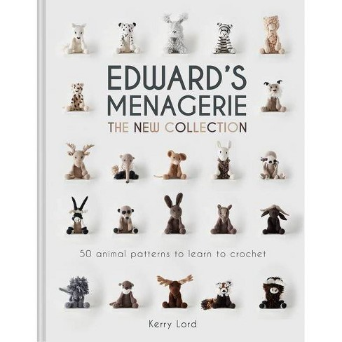 Edward's Menagerie: The New Collection - by  Kerry Lord (Hardcover) - image 1 of 1