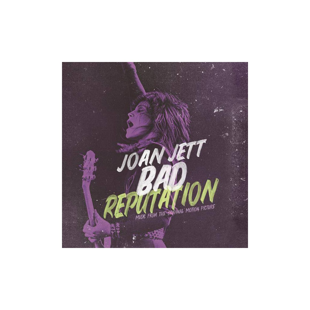 Joan Jett Bad Reputation Ost Cd