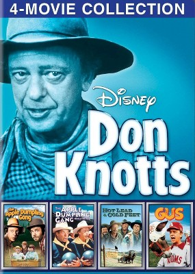 Disney Don Knotts: 4-Movie Collection (DVD)