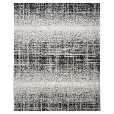 Adirondack Rug - Silver/Black - (5'1 x7'6 )- Safavieh®