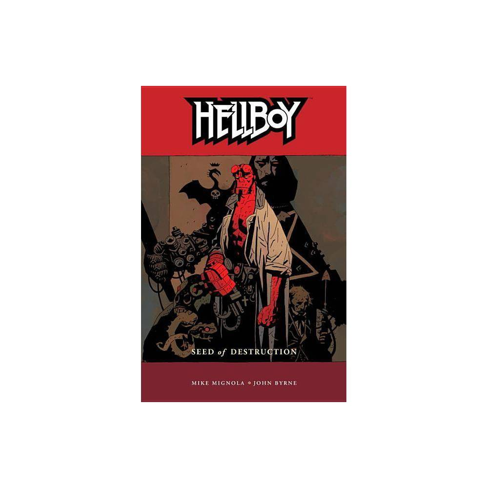 Hellboy Volume 1 Seed Of Destruction 3rd Edition By Mike Mignola Paperback