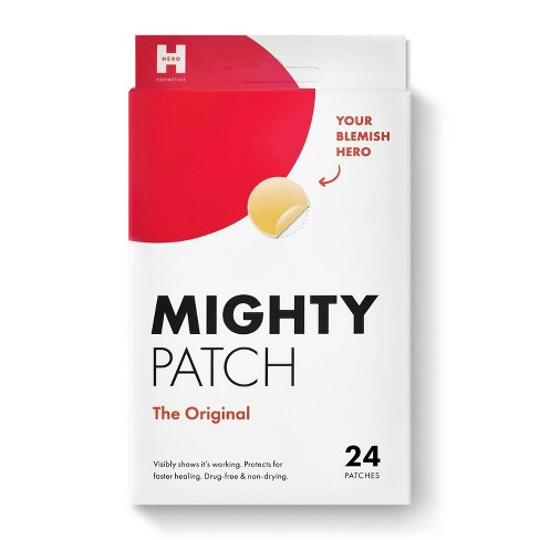 Hero Cosmetics Mighty Patch Original Acne Patches - 24ct - image 1 of 4