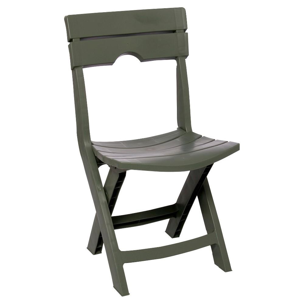 Quik Fold Chair - Sage (Green) - Adams