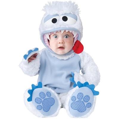 Abominable Snowbaby Baby Costume