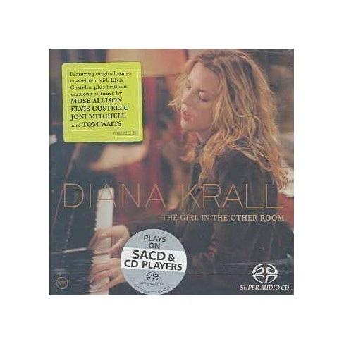 Diana Krall - Girl In The Other Room (CD) - image 1 of 1