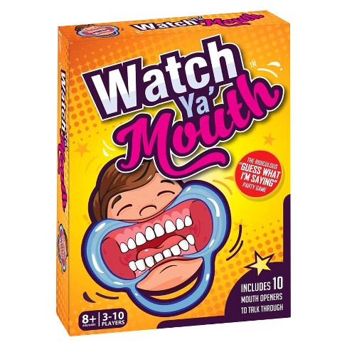 Watch Ya Mouth Game - image 1 of 6