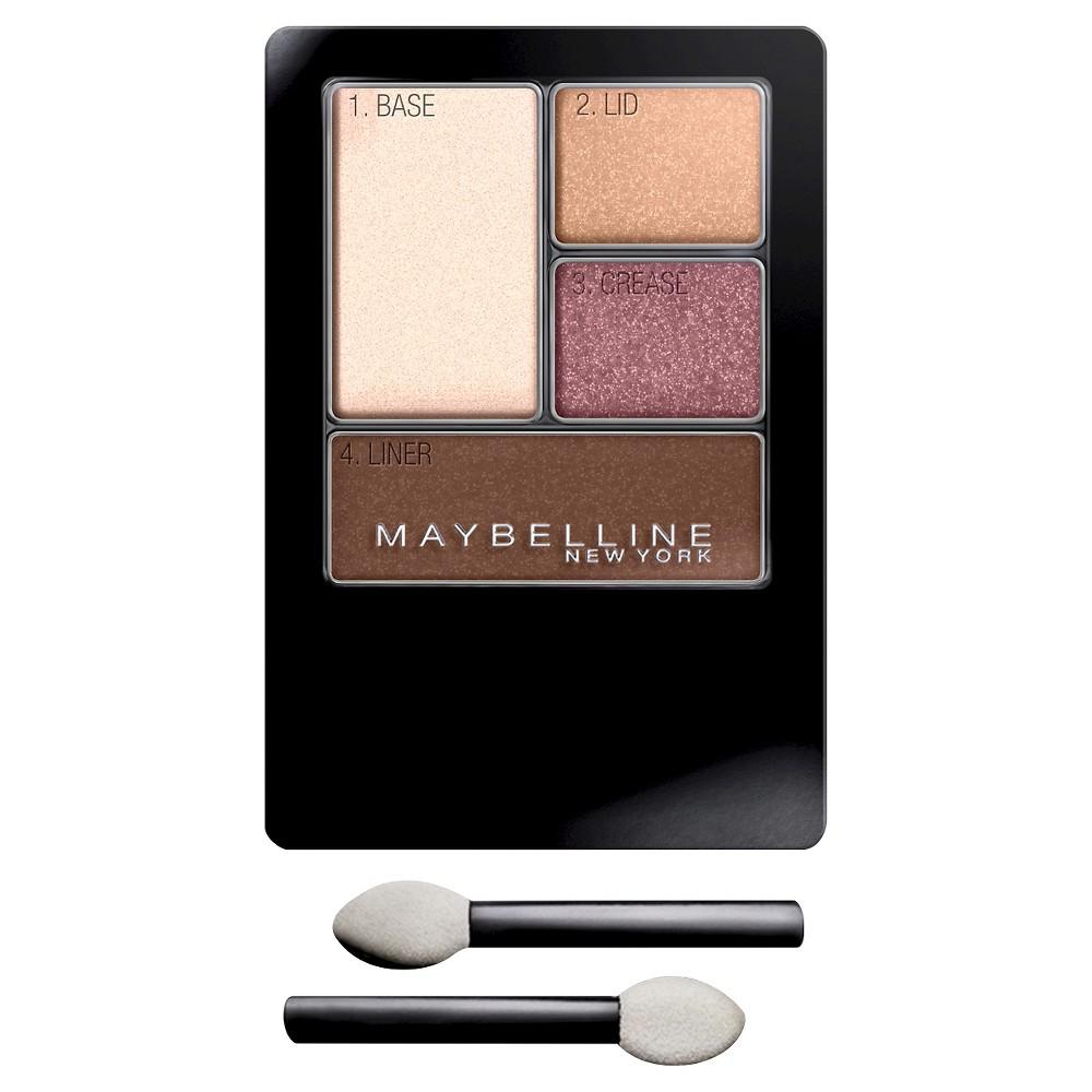 Image of Maybelline Expert Wear Eyeshadow Quads - 40Q Designer Chocolates
