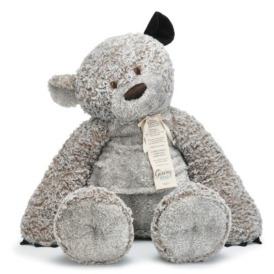 DEMDACO Jumbo Giving Bear 36 Inches - Brown