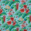 """25"""" Tropical Paradise Floor Pillow Blue - Pillow Perfect - image 2 of 2"""