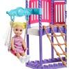 Barbie Skipper Babysitters Inc. Climb 'N Explore Playground Playset - image 3 of 4