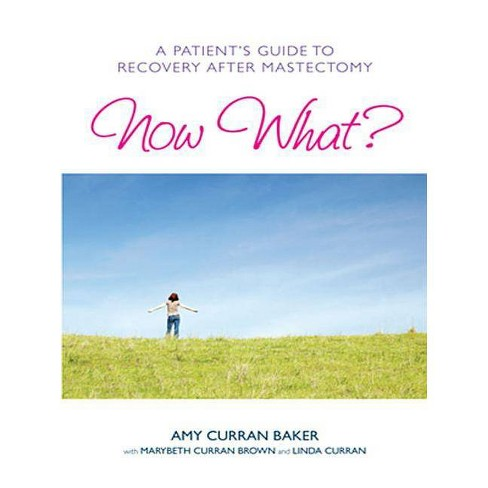 Now What? - by  Amy Curran Baker & Marybeth Curran Brown (Paperback) - image 1 of 1